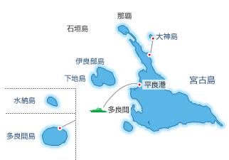 地図:海路
